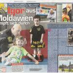 MoPo Dresden über Igor und Double Touch